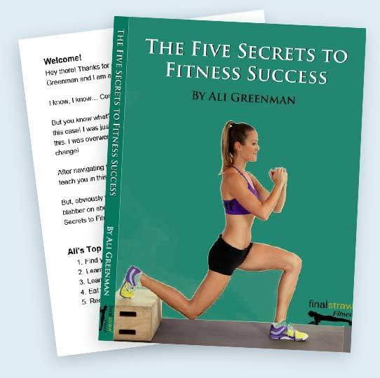 Five Secrets to Fitness Success